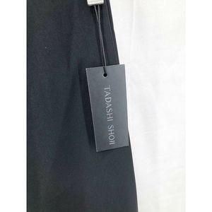 Tadashi Shoji Dresses - Tadashi Shoji Lace Illusion Maxi Dress Lace Black